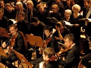 Klassische Musik - insbesondere Chormusik (Foto: Musikverein Oratorienchor Pirmasens)